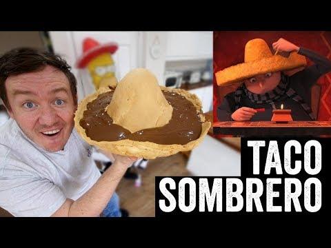 Edible Sombrero | Ask Barry #1