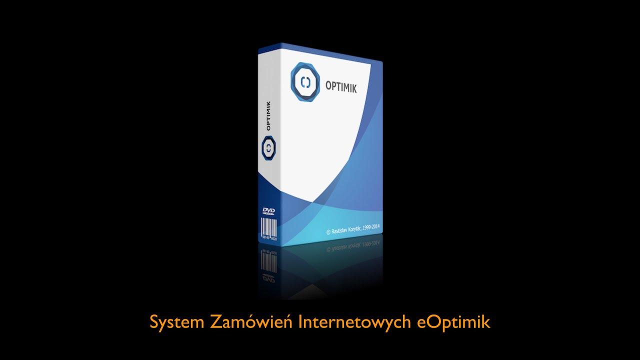 Optimik - System Zamówień Internetowych