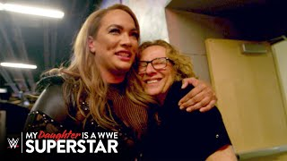Nia Jax: My Daughter is a WWE Superstar