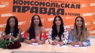 Холостяк 7: участницы музгруппы #Холостячки Александра Гусарчук, Ольга Багирова, сестры Лера и Яна