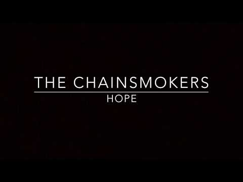 Hope (Piano Karaoke Instrumental) The Chainsmokers Feat Winona Oak