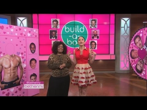 Yvette Nicole Brown Builds Her Perfect Guy!