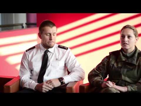 Formation militaire élèves officiers Volontaires Aspirants (VASP)