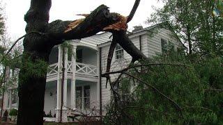 ef0 tornado confirmed in anderson township