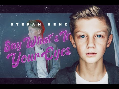 Stefan Benz - Say What's In Your Eyes (Official Music Video)