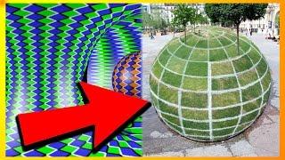 13 Optiske Illusioner Der Snyder Din Hjerne!