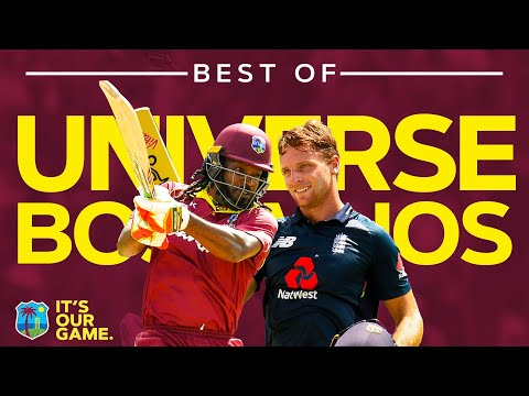 Universe Boss vs Universe Jos | Gayle vs Buttler | Who Do You Think Is Better?