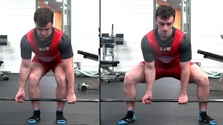 Sumo vs Conventional Deadlift For General Strength (Not Powerlifting) thumbnail