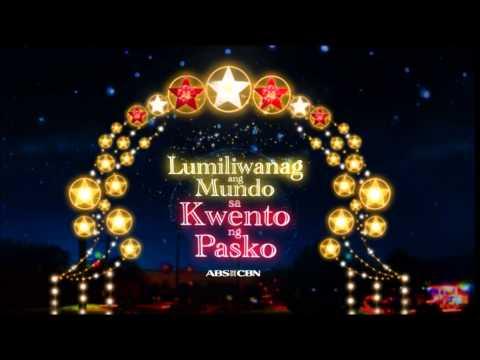 Abs-cbn Artists - Lumiliwanag Ang Mundo Sa Kwento Ng Pasko