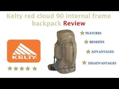 Kelty Red Cloud 90 Internal Frame Backpack - What do you need to know about kelty red cloud 90
