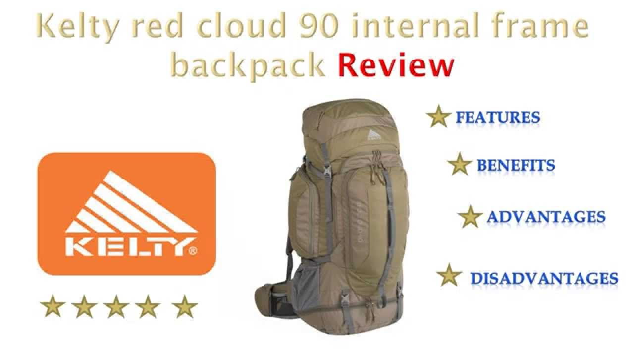 Kelty Red Cloud 90 Internal Frame Backpack - What do you need to ...