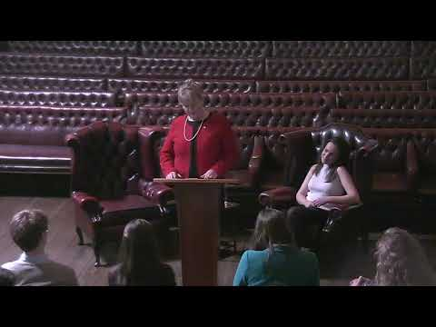 Janice Charette- Canadian High Commissioner | Cambridge Union