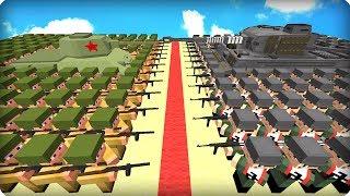 💀Вторая Мировая Война [ДЕНЬ 5] Call of duty в Майнкрафт! - (Minecraft - Сериал)