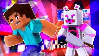 Funtime Freddy Is A Bad Murderer ?!   Minecraft FNAF Roleplay