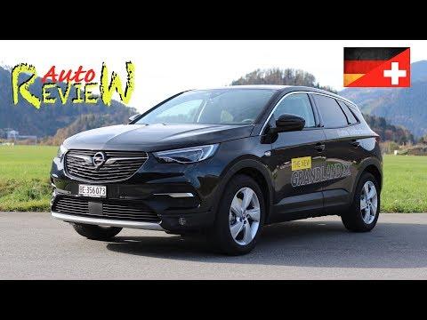 2018 Opel Grandland X 1.2 T Excellence | AutoReview | Schweiz | Episode 60 [DE]