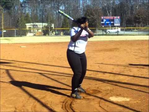 Amanda Chambers (2013-P-1B) Volume II (Defense And Batting Skills)