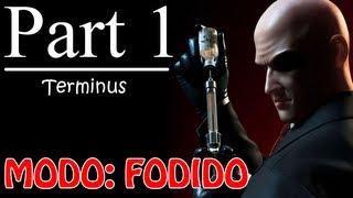 Hitman Absolution : Terminus Part-1 Ep03