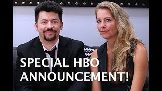 DARK JOURNALIST HBO VICE NEWS ANNOUNCEMENT!