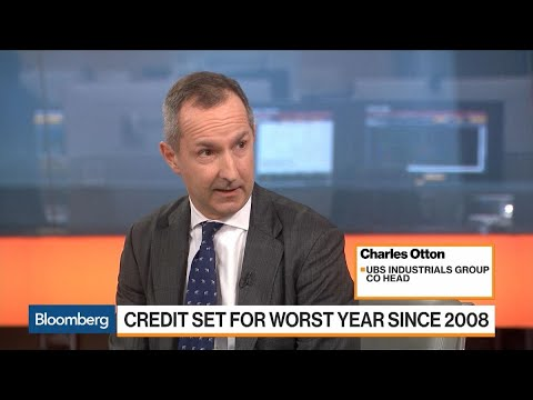 Credit Rout to Dampen M&A Activity for Rest of 2018, UBS Says