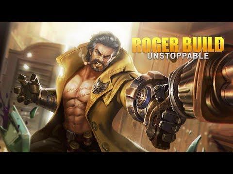 Mobile Legends: ROGER UNSTOPPABLE BUILD