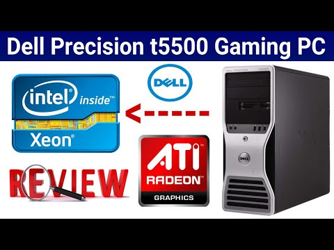 Dell Precision t5500 Gaming PC Review | Sohail Computers