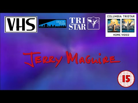 Opening to Jerry Maguire UK VHS (1998)