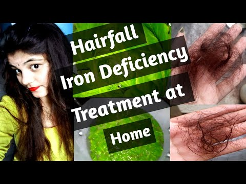 hairfall-iron-deficiency,-blood-deficiency-treatment-at-home,-hairfall-and-hair-growth,-regrowth-tre