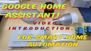 Google home assistant I Pinoy Smart home Automation