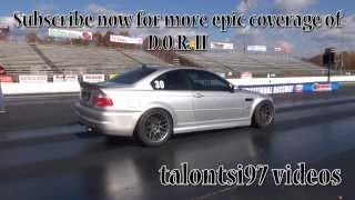 HorsepowerFreaks HPF Stage 3 Turbo M3 0-170mph on the Dyno