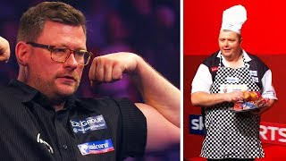 World Darts Championships | All Time Funniest & Strangest Moments!
