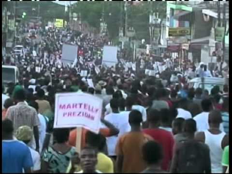 Haiti Election Riots