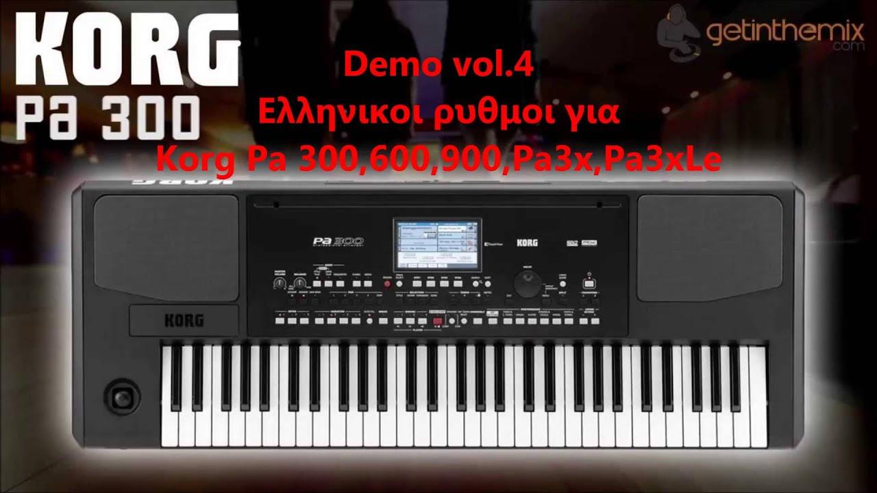Arabic Set For Korg Pa800 Pa2x Pa3x Pa600 Pa600qt Pa900