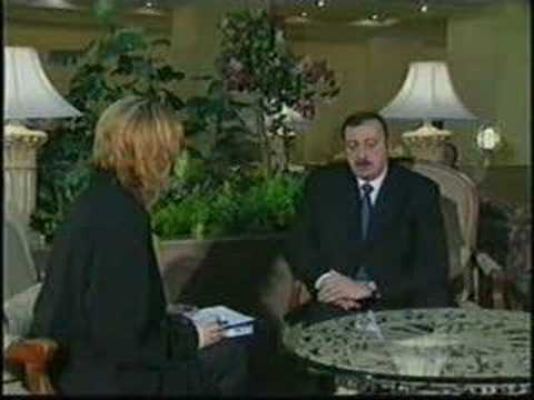 Interview Ilham Aliyev To Information Agency Khabar