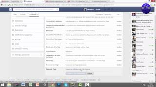 Comment supprimer une page facebook / décembre 2017