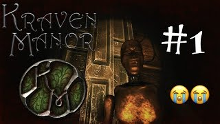 Kraven Manor| Scariest Free Horror Game EVER!
