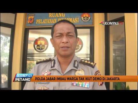 Polda Jabar Imbau Warga Tak Ikut Demo di Jakarta Mp3
