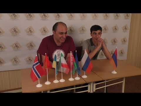 Пресс-конференция, театр «Армонно», Армения, Ереван.Спектакль
