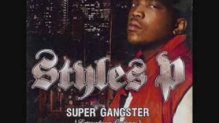 Styles-P All I Know Is Pain Feat. The Alchemist