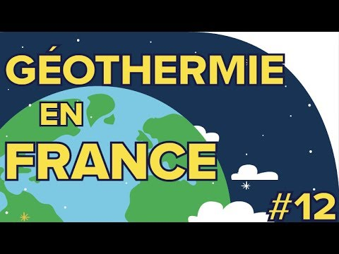 Géothermie en France #1 - Terminales S SVT  - Mathrix 1