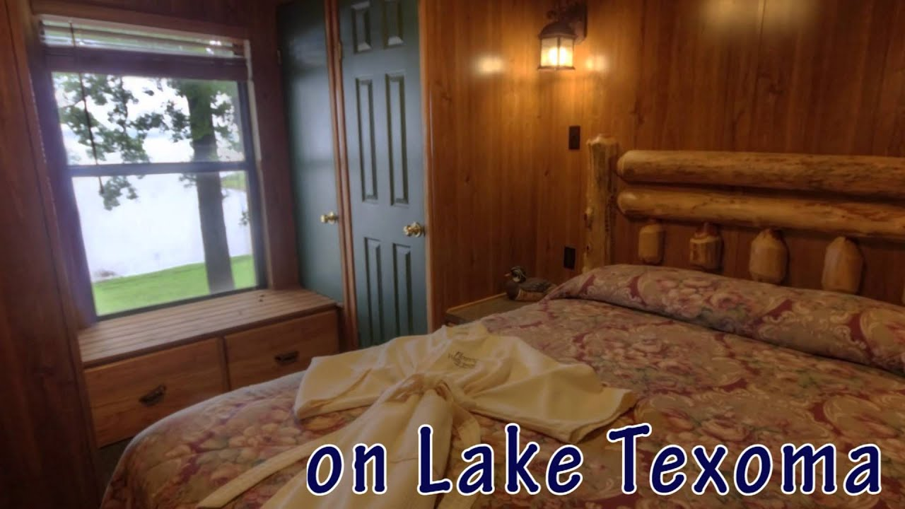Lakefront rental cabins and rental properties on lake for Lake cabin rentals near dallas