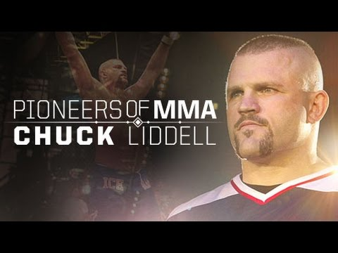 Pioneers of MMA: Chuck Liddell - Open