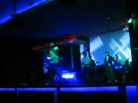 Impression band - live @ alcatraz cafe