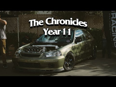 The Chronicles YEAR 11