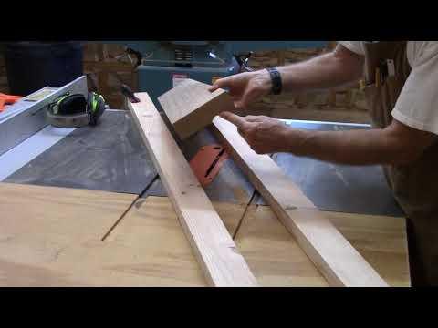 Penn Chippendale Slant Front Desk Hinges Molding Bracket Feet  Step 6