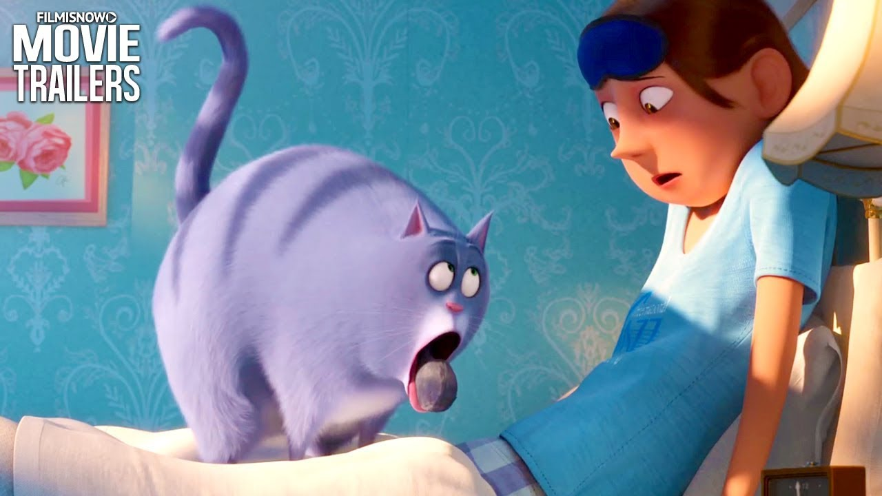 The Secret Life Of Pets 2 The Chloe Trailer New Animation 2019 Youtube