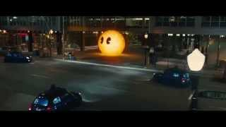 "PIXELS Film Clip - ""Power Pill"""