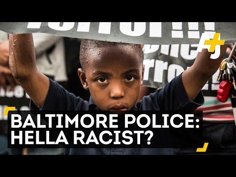 4 Ways Baltimore Has A Massive Police Problem
