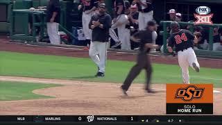 2019 Baseball Championship - TCU vs. Oklahoma State Highlights, Game 2