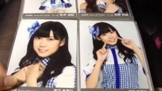 希望は動画内で言ってますので見てください^^ みるきー、優子、麻友、ゆきりんはレート考慮お願いします^^ できればみるきーコンプしたいので優子、麻友、ゆきりんで変えて ...
