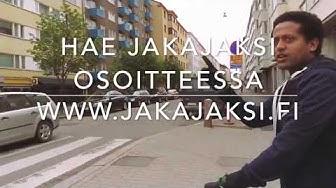 Hae jakajaksi osoitteessa jakajaksi.fi